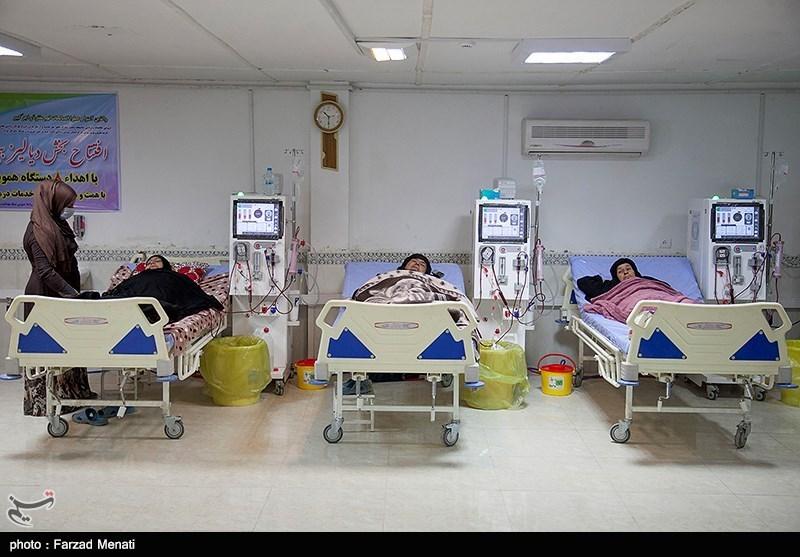 اعزام بیماران کهگیلویه و بویراحمد به خارج از استان کاهش یافت
