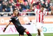جام حذفی یونان | صعود المپیاکوس در اولین بازی حاجصفی