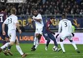 جام اتحادیه فرانسه| پاریسنژرمن با گلزنی نیمار به نیمهنهایی رسید