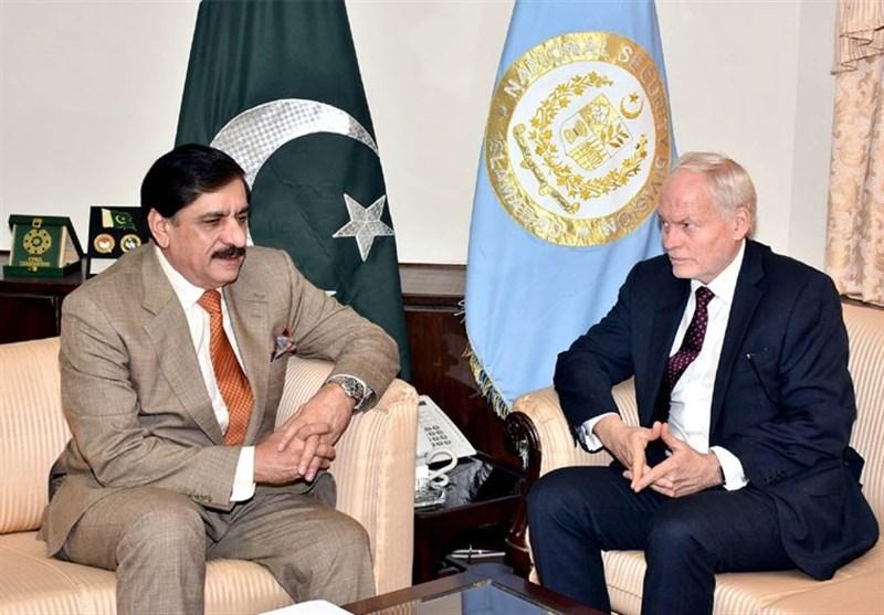 پاکستان نے خطے میں امن اقدامات کی ہمیشہ حمایت کی ہے، ناصرخان جنجوعہ