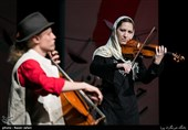 جشنواره موسیقی فجر | اجرای جز و شهر و ارکستر تریو وایلد استرینگز به روایت عکس+ فیلم