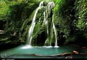 """شلال """"کبودوال"""" من أجمل الشلالات الایرانیة.. فی قلب مخملیة کلستان الخضراء+صور"""