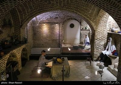 سرای کاظمی امروز تبدیل به موزه تهران قدیم شده است