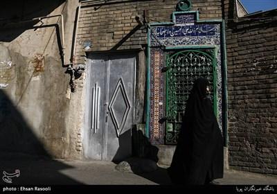 سقاخانه های ماندگار محله امامزاده یحیی (ع)