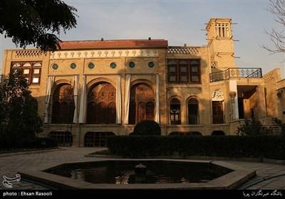 سرای کاظمی، خانه یکی از اصطبل داران ناصرالدین شاه بوده است