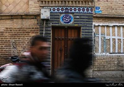 خانه های قدیمی محله امامزاده یحیی(ع )