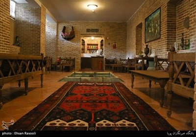 مکانی دنج برای استراحت در محله امامزاده یحیی(ع) ، خانه موزه مدرس