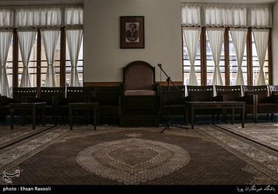 خانه شهید مدرس، واقع در بن بست مدرس کوچه شهید علیرضا جاویدی