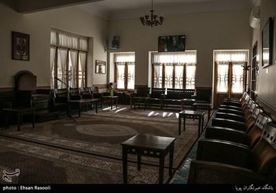 محل ملاقات های عمومی شهید مدرس