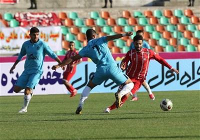 پیروزی سپیدرود و نفت تهران در نیمه اول