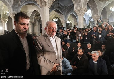 عبدالله جاسبی در اولین سالگرد درگذشت آیتالله هاشمی رفسنجانی