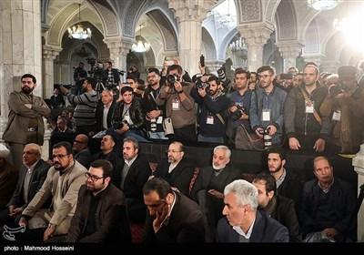 اولین سالگرد درگذشت آیتالله هاشمی رفسنجانی