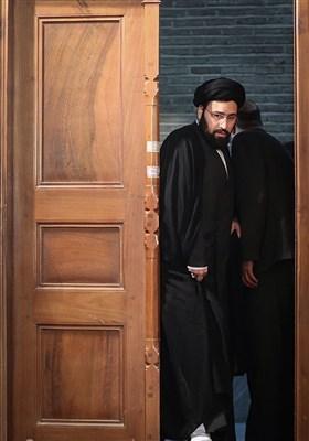 حجتالاسلام سیدعلی خمینی در اولین سالگرد درگذشت آیتالله هاشمی رفسنجانی