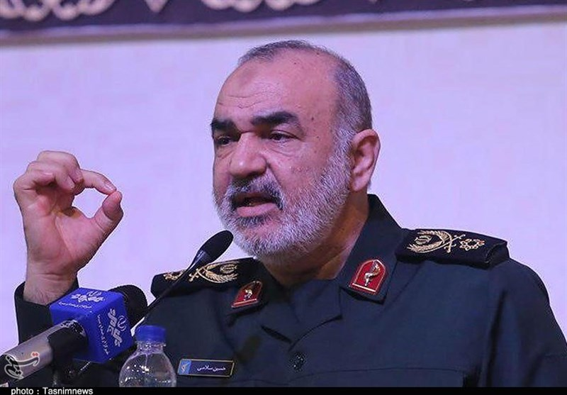 US Loser of Any War It Wages on Iran: IRGC Commander