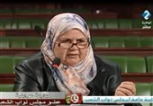 مبارکه البراهمی نماینده تونس