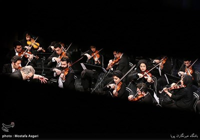 Fajr Music Festival Kicks Off in Tehran