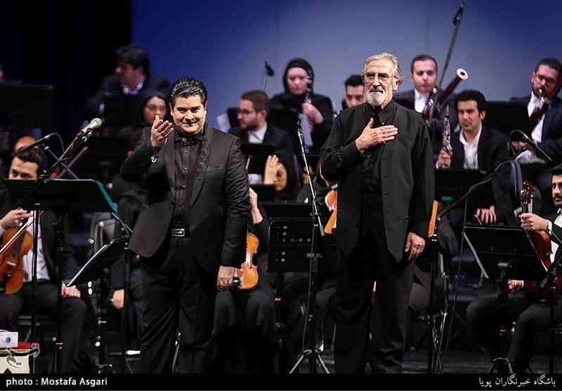 ارکستر ملی ایران با سالار عقیلی به سمنان میرود
