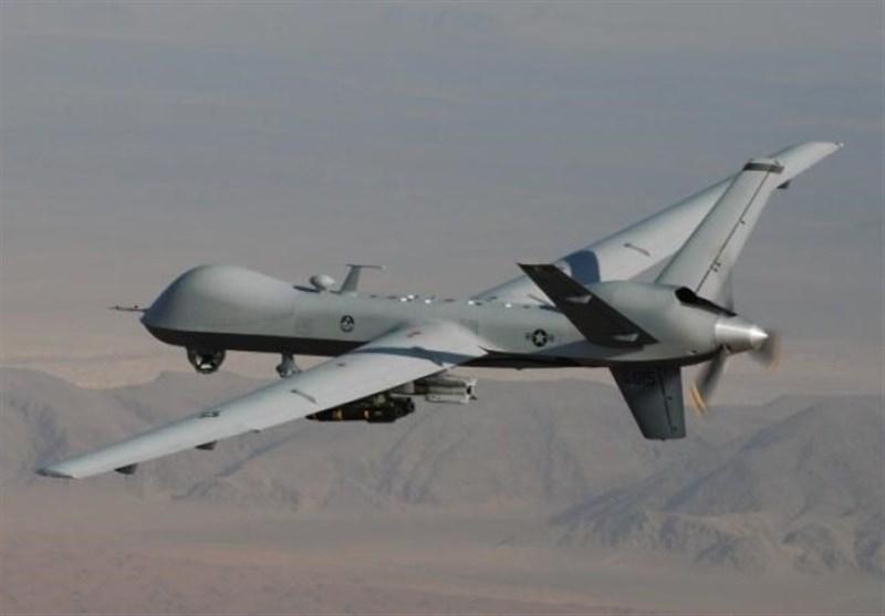 سقوط یک فروند هواپیمای بدون سرنشین ناتو در جنوب افغانستان