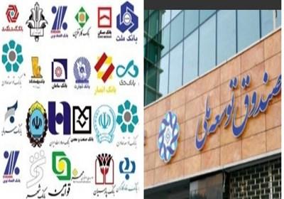 19 هزار میلیارد تومان سپرده گذاری ریالی صندوق توسعه ملی در بانک ها