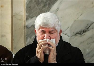 مرحوم آیت اللہ ہاشمی رفسنجانی کی پہلی برسی میں اعلیٰ سیاسی و مذہبی رہنماوں کی شرکت