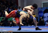مسابقات کشتی پهلوانی قهرمانی کشور- مشهد