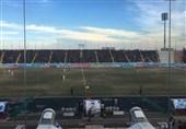 حاشیه بازی مشکیپوشان - پرسپولیس| همراهی هواداران مشکیپوشان با پرسپولیسیها