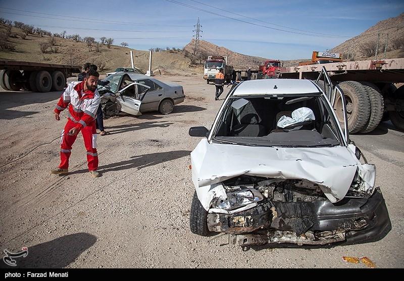 افزایش نسبی تصادفات در جادههای کشور