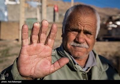 """بیش از 20 نفر از اهالی این روستا انگشتانشان بر اثر استفاده از """"گرگر"""" قطع شده است"""