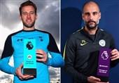 گواردیولا و کین بهترینهای ماه دسامبر لیگ برتر انگلیس و رکورددار شدند