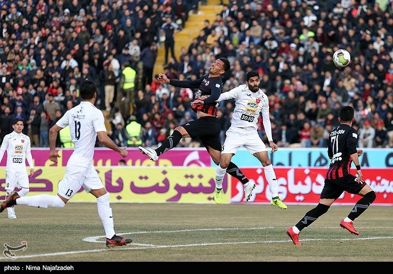 IPL: Ali Alipour Gives Persepolis Late Win