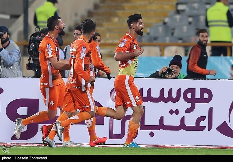 Samuel Sarfo Joins Iran's Saipa