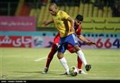 لیگ برتر فوتبال| تساوی صنعت نفت و استقلال خوزستان در دیداری پرگل