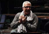 مسعود رایگان با لباسِ تیمساری به تلویزیون میآید