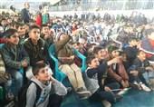 جشنواره دانش آموزی فیلم دفاع مقدس شهید سعید سیاح طاهری