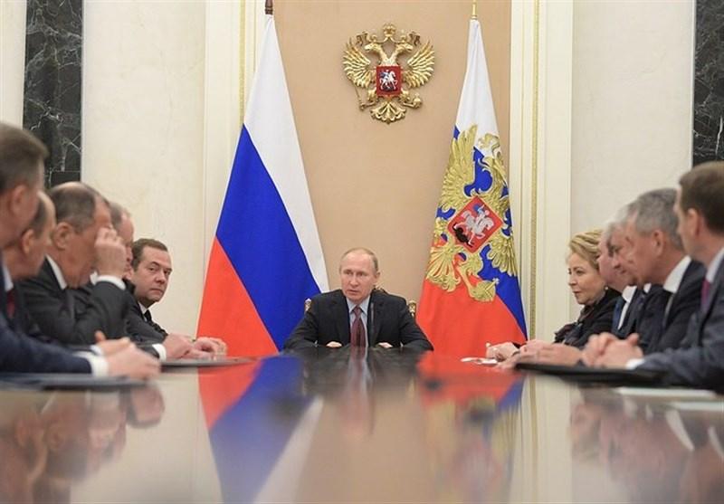 سوریه و کره شمالی؛ موضوع نشست شورای امنیت روسیه با حضور پوتین