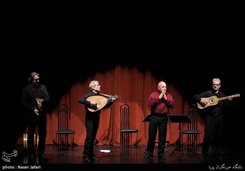 کنسرت مارکو بیزلی از کشور ایتالیا