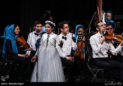 اجرای گروه موسیقی پارس در تالار وحدت
