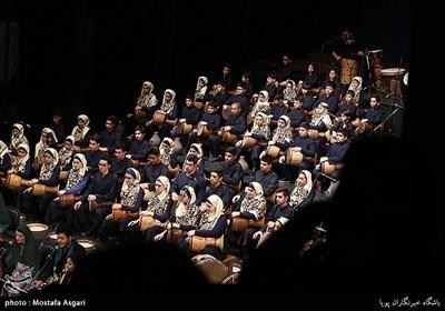 ارکستر بزرگ پارس در تالار وحدت