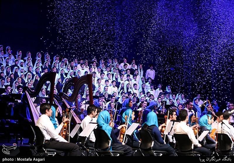 سومین شب جشنواره موسیقی فجر به روایت عکس