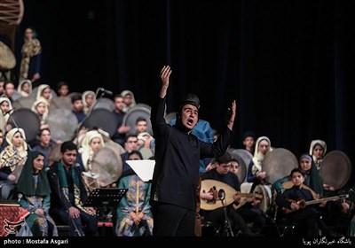 اجرای ارکستر پارس