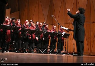 کر ارکستر سمفونیک تهران