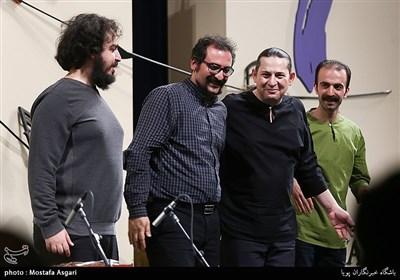 گروه سنتور نوازی معاصر با نوازندگی اردوان کامکار