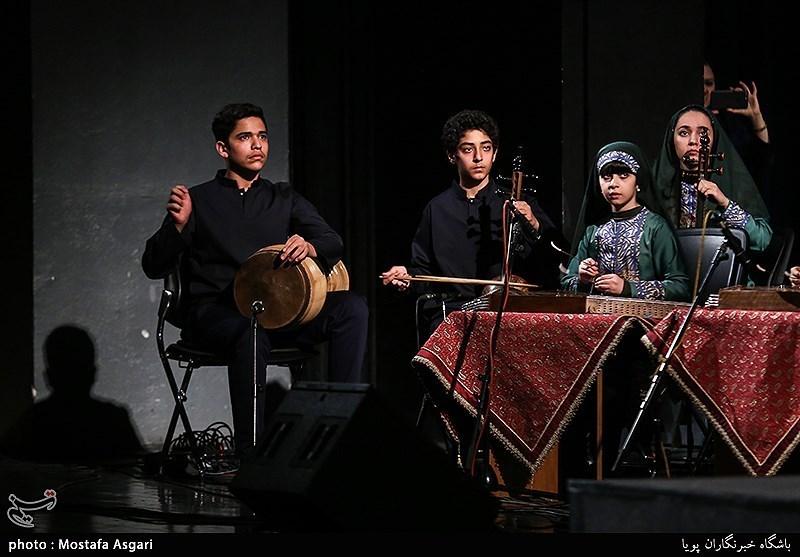 سومین شب سیوسومین جشنواره موسیقی فجر