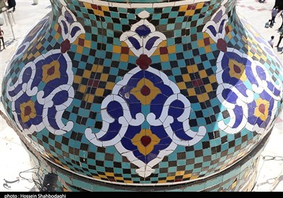 Iranian Seven Colors Tiles - Tourism news