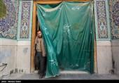 مسجد کمرزرین در محله جویباره