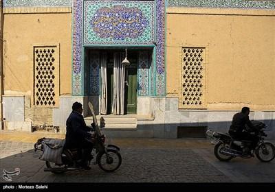 مسجد حاج سلیمان در محله جویباره اصفهان