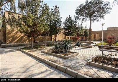 ایجاد پارک و فضای سبز در کنار بافتهای فرسوده محله جویباره