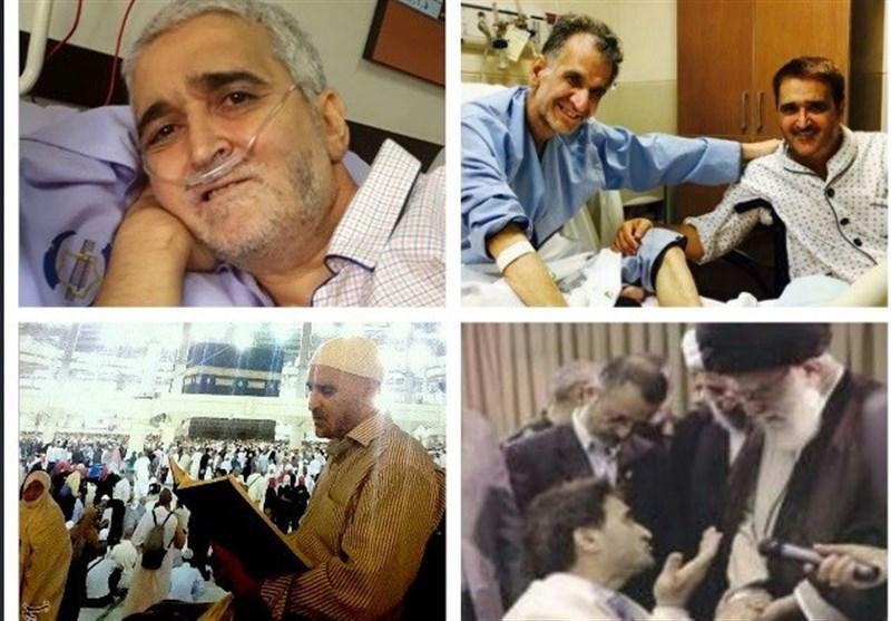 روایت حماسه 35 سال جانبازی «شهید محمد قبادی» +عکس
