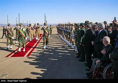 پیکر مطهر شهید والامقام الماس بیرامی دولت سرایی بعد از سی سال به میهن اسلامی بازگشت و امروز در فرودگاه اردبیل تشییع شد.