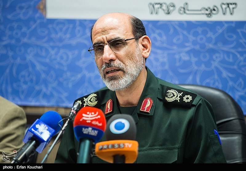 العمید سبهر: ایران القوة العالمیة الرابعة فی مجال السایبر